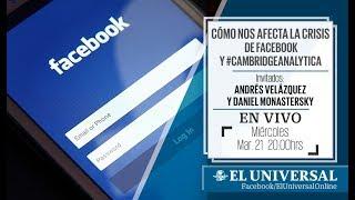 Cómo nos afecta la crisis de Facebook y #Cambridge Analytica