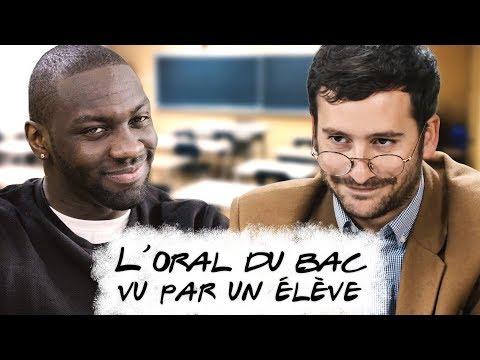 L'ORAL DU BAC VU PAR UN ÉLÈVE thumbnail