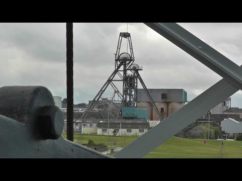 South Crofty Mine - Cooks Kitchen Shaft - Tin Mining In Cornwall