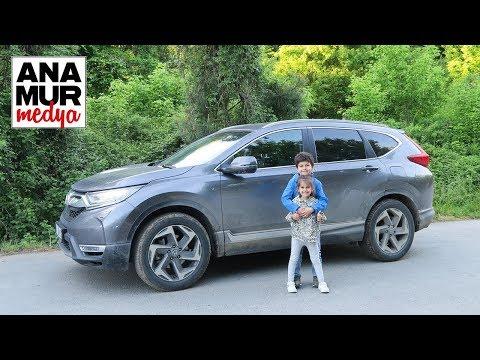 Honda CR-V 2019 Baba Oğul Test