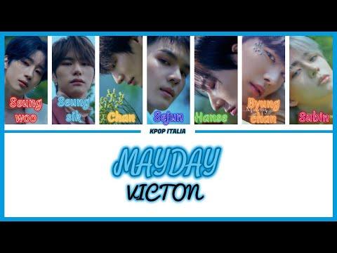 VICTON - MAYDAY [Color Coded/Sub Ita]