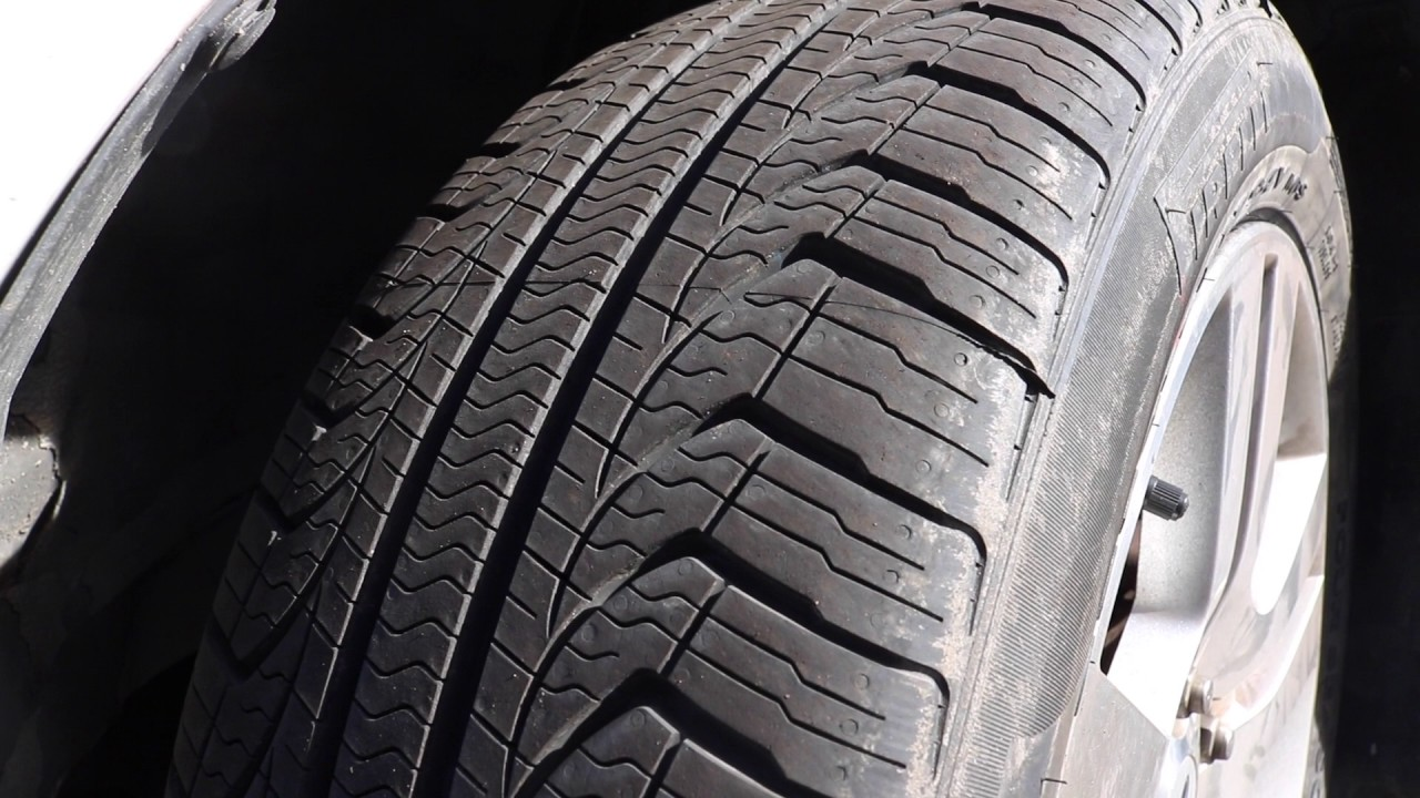 Pirelli P4 Four Seasons Tires Driving Test Review Youtube