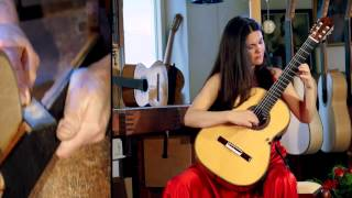 Asturias (Leyenda) by Isaac Albeniz (Classical Guitar: Radmila Besic)