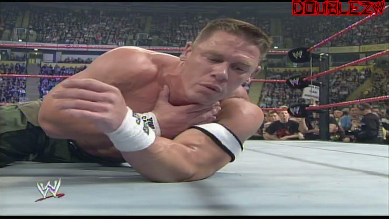 John Cena vs. Umaga | November 13, 2006 Monday Night Raw