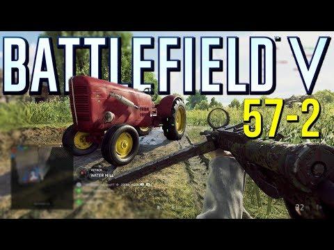 Battlefield 5: 57-2 Medic MVP! (Battlefield V Multiplayer Gameplay) thumbnail