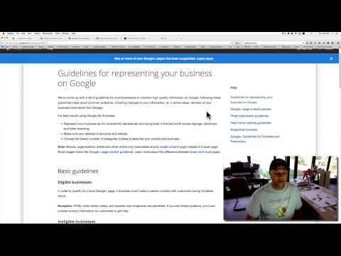 How to Fix a Suspended Google Plus Page