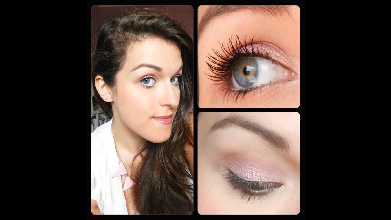 Tuto maquillage  Make up simple et frais pour l\u0027été (Color Shock Kiko)