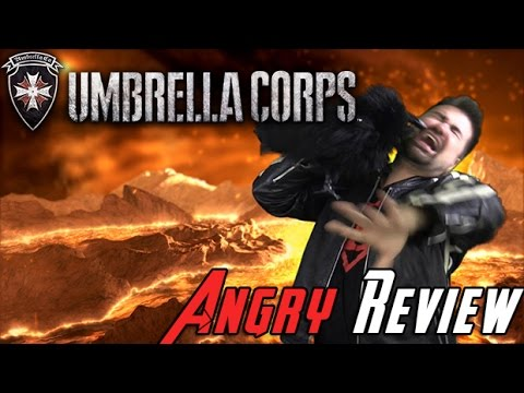 Umbrella Corps Angry Review