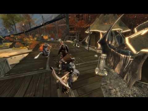 Unbreakable Mining Pick [Unzerbrechliche Spitzhacke] - Guild Wars 2