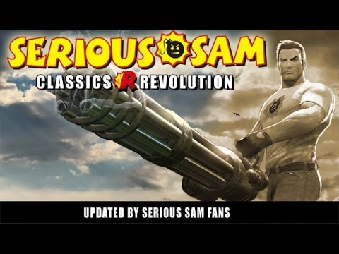 Serious Sam Classics: Revolution - Gameplay