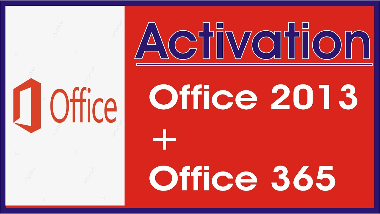 activation office 2013 without key