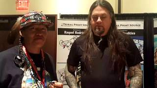 Indigenous Comic Con 2017 - Isleta Resort & Casino | Matthew Rantanen Tribal Print Source