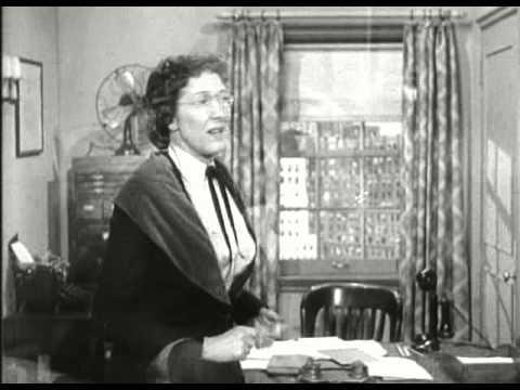 My Little Margie - Season 4 Episode 23 - Vern's Mother-In-Law