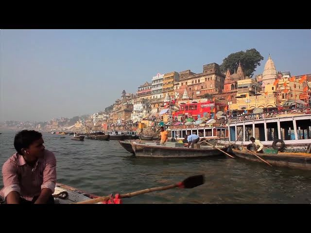 VARANASI / INDIA : Blu-ray