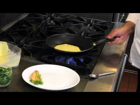 Spinach & Feta Crepes: Fun With Spinach