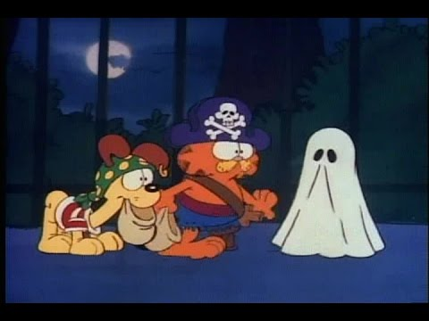 garfield halloween adventure
