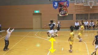 【ハンドボール】第43回JHLトヨタ自動車東日本シュートシーン2018【ハンドボールリーグ】handball