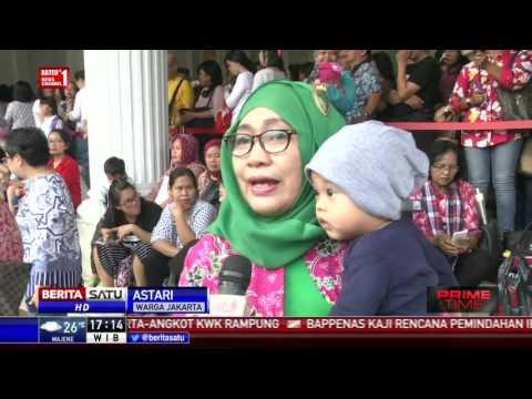 Terima Kasih Warga Jakarta untuk Ahok-Djarot
