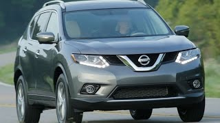 2016 Nissan Rogue Start Up and Review 2.5 L 4-Cylinder