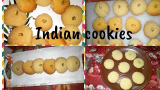 #cookies #Indian #nankhatai  easy recipe.Delicious recipe.