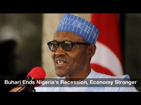 President Buhari Steers Nigeria Out Of Recession - Nigeria Daily (18-04-2017)