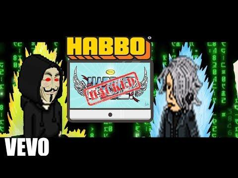 HABBO - HACKER DESTRUINDO QUARTOS!  ( USANDO TANJI  )