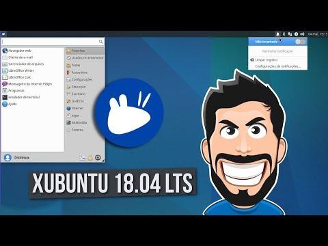 Xubuntu 18.04 LTS - Review (Leve E Estável)