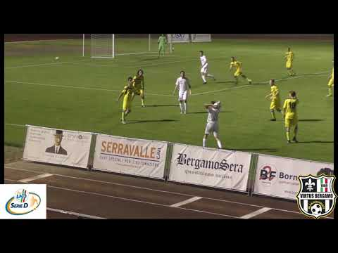 Virtus Bergamo-Pergolettese 6-2, Juniores Nazionale 2018-2019