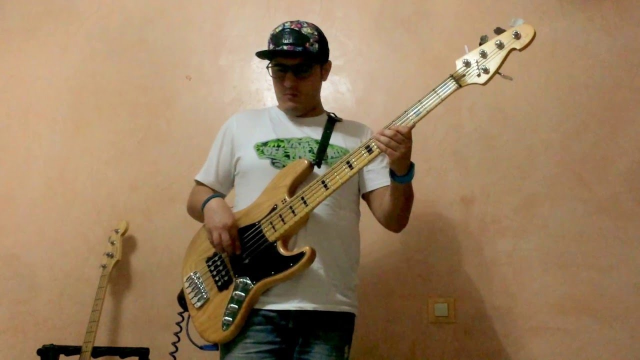 Stevie Wonder Part Time Lover Bass Cover Chords Chordify