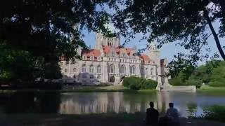 A walking tour of Hannover