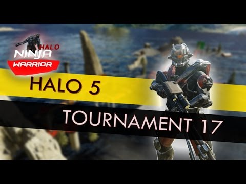 Halo 5 Ninja Warrior Tournament 17 Episode 1