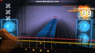 Rocksmith 2014 Custom, Bass - Metallica - Damage Inc.