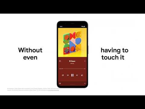 The 1st Smartphone with Motion Sense   Google Pixel 4