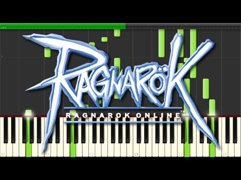 Ragnarok Online - Theme of Payon (Piano Tutorial, Synthesia) - YouTube