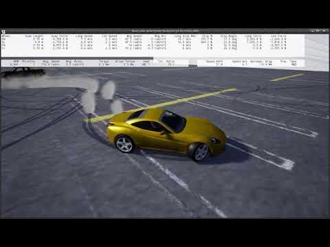 Custom Blueprint based Vehicle Physics - Update 1 - Unreal Engine 4