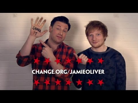 Jamie Oliver Cooks up a Song with Ed Sheeran, Hugh Jackman and More!