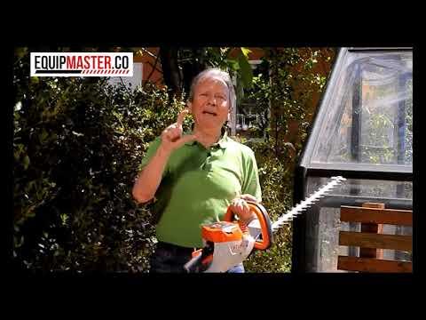 Cortasetos STIHL A Batería HSA45 - Equipmaster