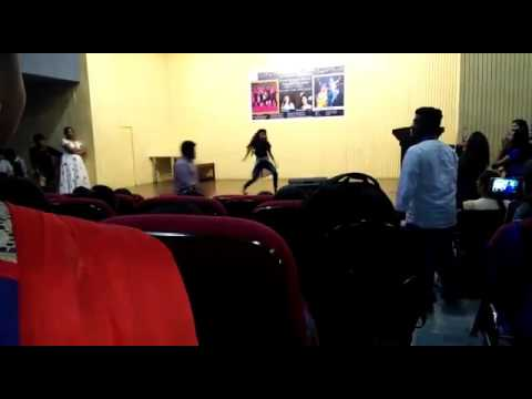dance performance by Anusha rameshwar