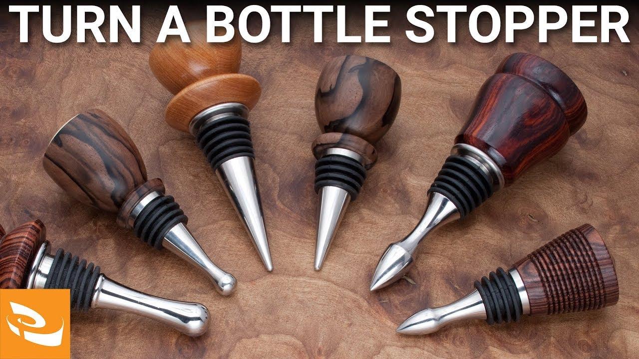 Wine Bottle Stopper Blanks