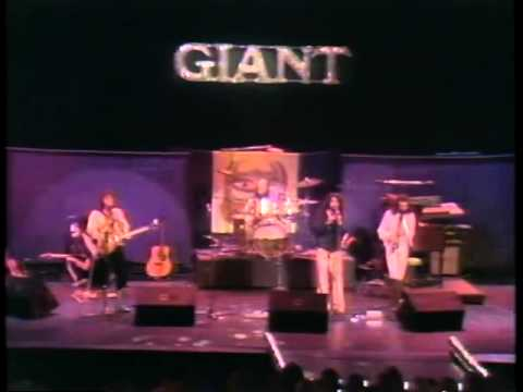 Gentle Giant Live At Long Beach Arena 1975