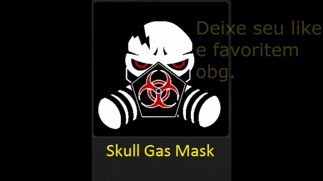 Skull Gas Mask - Black Ops 2 Emblem Tutorial - YouTube