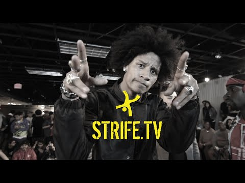 "Les Twins ""Larry"" Full Force 20 Years STRIFE"