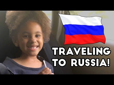 ALYSSA IS TRAVELING TO RUSSIA!!! | Travel Vlog