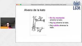 Rakontoj en parola Esperanto (Natalia dankovat)