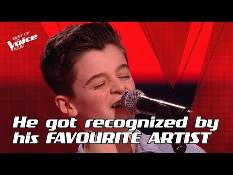 Ryan sings 'Dancing in the Dark ' by Bruce Springsteen | The Voice Stage #9