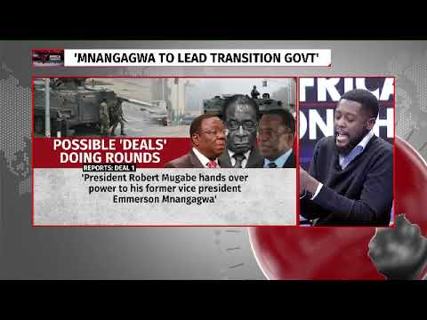 Africa Tonight: Robert Mugabe's fate in balance