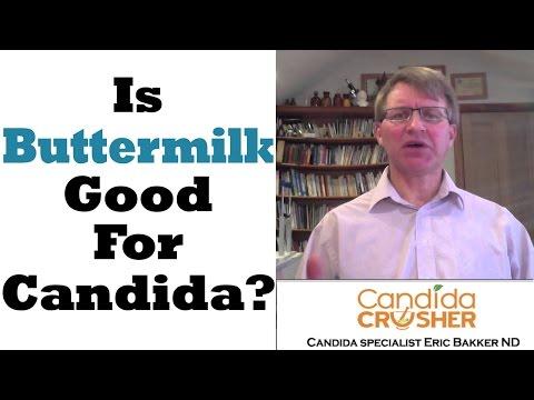 Is Buttermilk Good On Candida Diet?