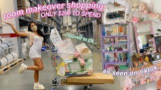 I moved to LA... ikea shopping + room makeover ($200 budget)
