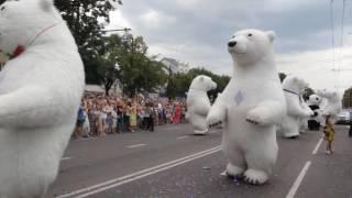 Карнавал в Бресте. 2016 год.