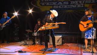 "Junior Brown performs ""Hang Up And Drive"" Live on the Texas Music Scene"